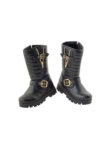 Kaptan Junior Ayakkabı Siyah